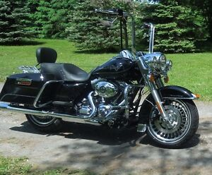 Road King 2012 Midnight Pearl