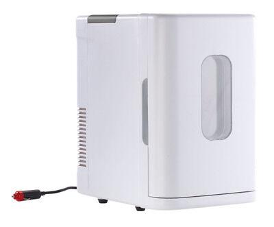 Mini réfrigérateur mobile 8 L 12/24/230 V avec fonction maintien au chaud - Ros
