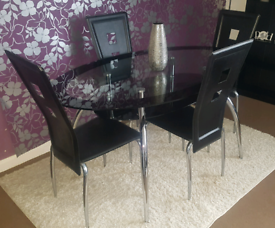 FREE Glass Dining Table