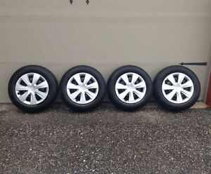 *NEW* Subaru Wheels and Tire Package