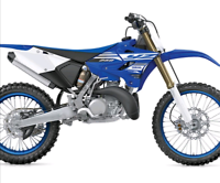 2 Stroke Dirt Bike