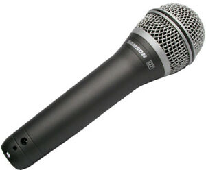 SALE! Samson Q7  Professional Handheld Microphone NEW MIKES