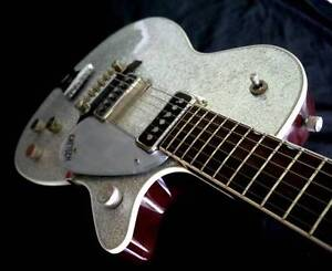 02' Gretsch G6129-57  Silverjet with Hardcase...will post Oz-wide Redlynch Cairns City Preview
