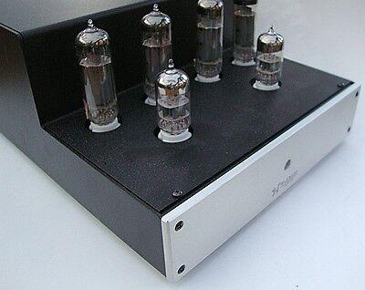 Platine Stereo EL84 autobias PP Endstufe symmetrisch unbestückt ( leer PCB )
