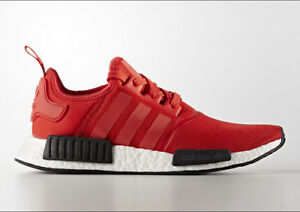 NMD R1 BRED Size 8 Mens $130