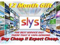 12 MONTHS GIFT ZGEMMAAMIKO SKYBOX OPENBOX V8S TECHNOMATE VU