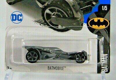 2017 Hot Wheels NIP - Batmobile (Batman vs. Superman) - Batman #1 of 5 - 237/365