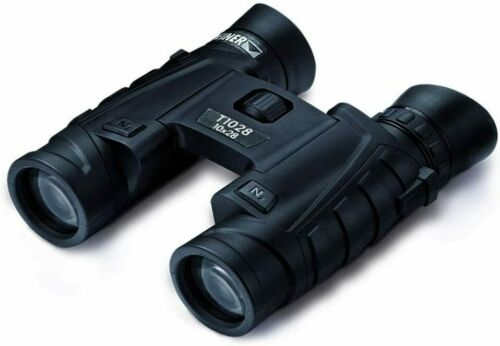 Steiner Optics 10x28 T1028 10x Magnification Tactical Black Binoculars 2004