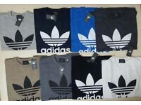 ADIDAS T SHIRTS AVAILABLE IN S/M/L/XL/XXL