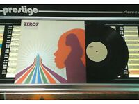 Zero 7 – Home, VG, 12 inch single, released on Ultimate Dilemma in 2004, Cat No EW282T.