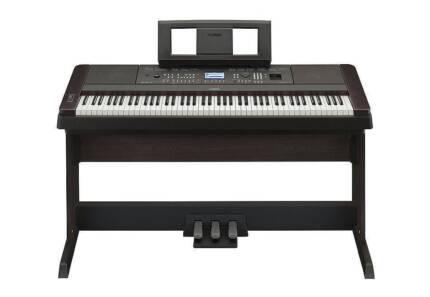 Yamaha DGX650B Digital Piano w/Stand