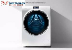 SAMSUNG 9KG TOP LOAD WASHING MACHINE - WW90H9600EW Glenfield Campbelltown Area Preview
