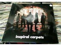 Brand new n sealed Inspiral Carpets – Inspiral Carpets, released in 2014, Madchester Indie Vinyl