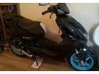 Yamaha aerox 50cc stage 6