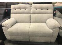 DFS Nova 2 seater fabric sofa