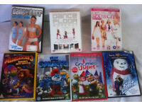 Some DVDs for sale - CHEAP