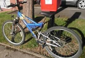 Boy's/adults Raleigh bike bicycle