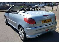 PEUGEOT 206 ALLURE AUTO [LOW MILEAGE]