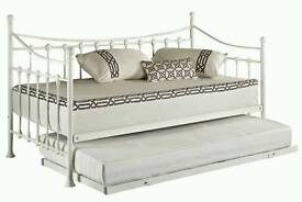 French Metal Versailles Day Bunk Bed
