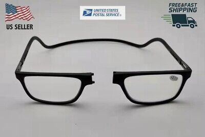 Magnetic Reading Glasses with Blue Light Blocking and (Light Specs Glasses)