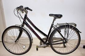 Vintage Style Claude Butler Women's Windermere Bicycle - Large 19'' - Good Condition