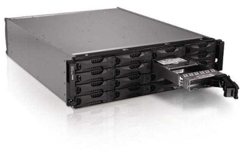 Dell EqualLogic PS3900XV 16x 300GB 15K SAS PS3000XV ISCSI Storage System Type 3