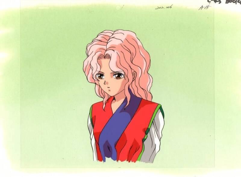 Anime Cel Yu Yu Hakusho #92