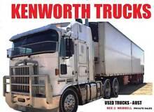 KENWORTH TRUCKS- MACK - W/ STARS Sydney City Inner Sydney Preview