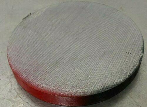 4140 Steel Round Bar Annealed 7-1/4 in Diameter x 5/8 in thick