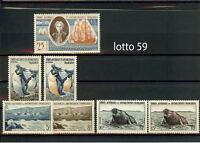 1960 Kerguelen Archipelago Dis Territori Australi Ed Antartici Francesi Lotto 59 -  - ebay.it