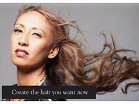 Special Offer : £230 Full Head Hair supplied & fitted, Double Drawn, 1g, upto 20 inches length