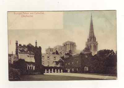 Chichester, Bishops' Palace and Cathedral