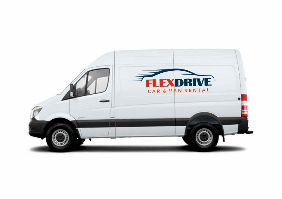 2e6f32f2bb FLEX -DRIVE CAR AND VAN HIRE PROVIDING VAN FOR COURIERS (INC COURIER  INSURANCE)