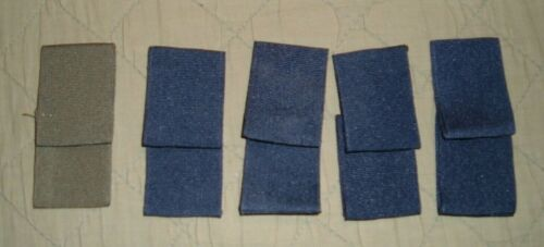 1 Scouts BSA And 4 Cub Scout Gently Used Pair of Uniform Shoulder Loops