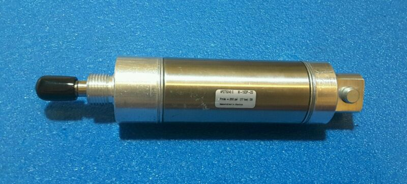REXROTH  AP275243 E  M-15DP-20  PNEUMATIC CYLINDER