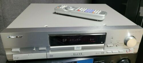 Pioneer ELITE DVR-7000 Recorder With Remote!