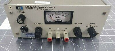 Agilent Hp 6284a Dc Power Supply 0-20 V 0-3 A Free Shipping