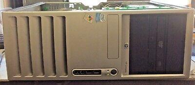 HP DC7700 Desktop Tower Computer Pentium D 3.4 GHz 250GB 2GB ()