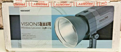 Neewer Vision 5 400W TTL HSS  Studio Flash Strobe Speedlite For Canon
