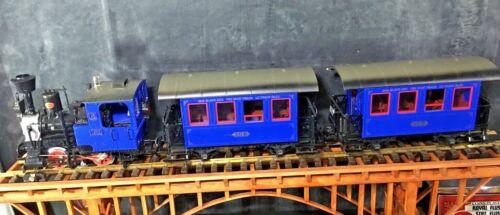 LGB 20301 THE BLUE TRAIN  * No Box * G Scale *