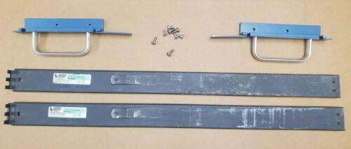 Thermo Scientific Analyzer Ear & Handle Rack Rail Mounting Retrofit