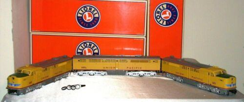 LIONEL 31712 0 GAUGE UNION PACIFIC UP ALCO PA-1 ABA w TMCC, RS & SMOKE  MINT/OBS