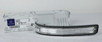 Mercedes A B-Klasse W169 245  Spiegelblinker rechts Blinker Spiegel A1698201221