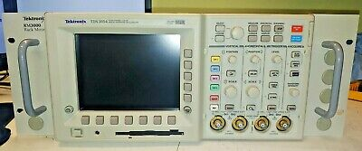 Tektronix Tds3054 Four Channel Color Dpo Oscilloscope 500mhz 5gss