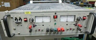 Kepco Bop 20-20m Bipolar Operational Power Supplyamplifier 0 - - 20 Vdc