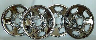 "1999-04 Chevy Silverado / GMC Sierra 16"" Impostor Wheel Skins 6 Lug (Set of 4)"