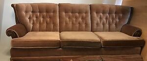 Sklar Peppler Couch and matching chair  London Ontario image 1
