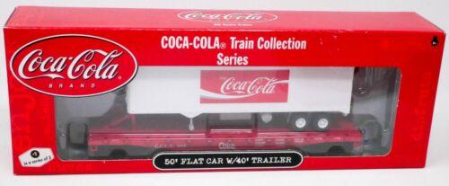 ATHEARN RTR 8301 HO Coca-Cola Coke 50