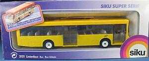 SIKU 3121 - Mercedes-Benz O 405 Linienbus - HT WERBEMODELL - NEU in OVP - 1:55