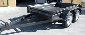 9x5 Australian Made Heavy Duty Tandem Box Trailers Clontarf Redcliffe Area Preview